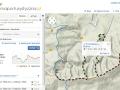 Wyszukiwanie trasy przebiegającej wybranym szlakiem