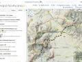 Odświeżony widok trasy na mapie i przebiegu trasy