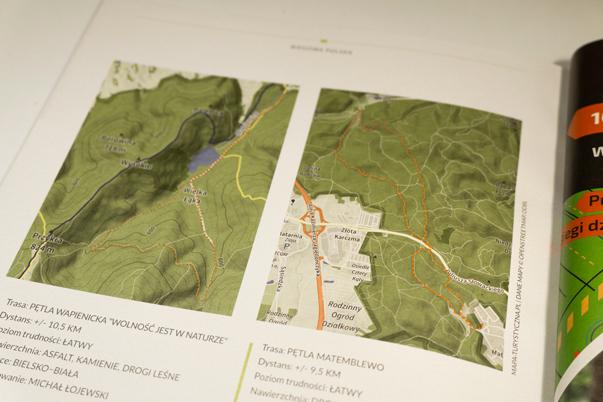 Nasze mapy w magazynie Trail
