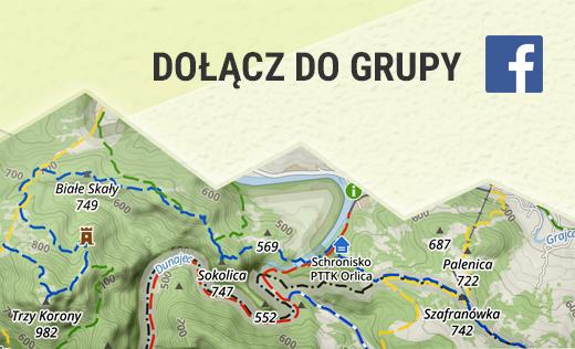 Dołącz do grupy W góry z Mapą turystyczną - pytania i odpowiedzi