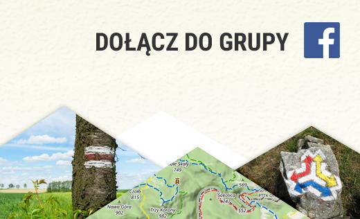 Dołącz do grupy Na szlaku z Mapą Turystyczną